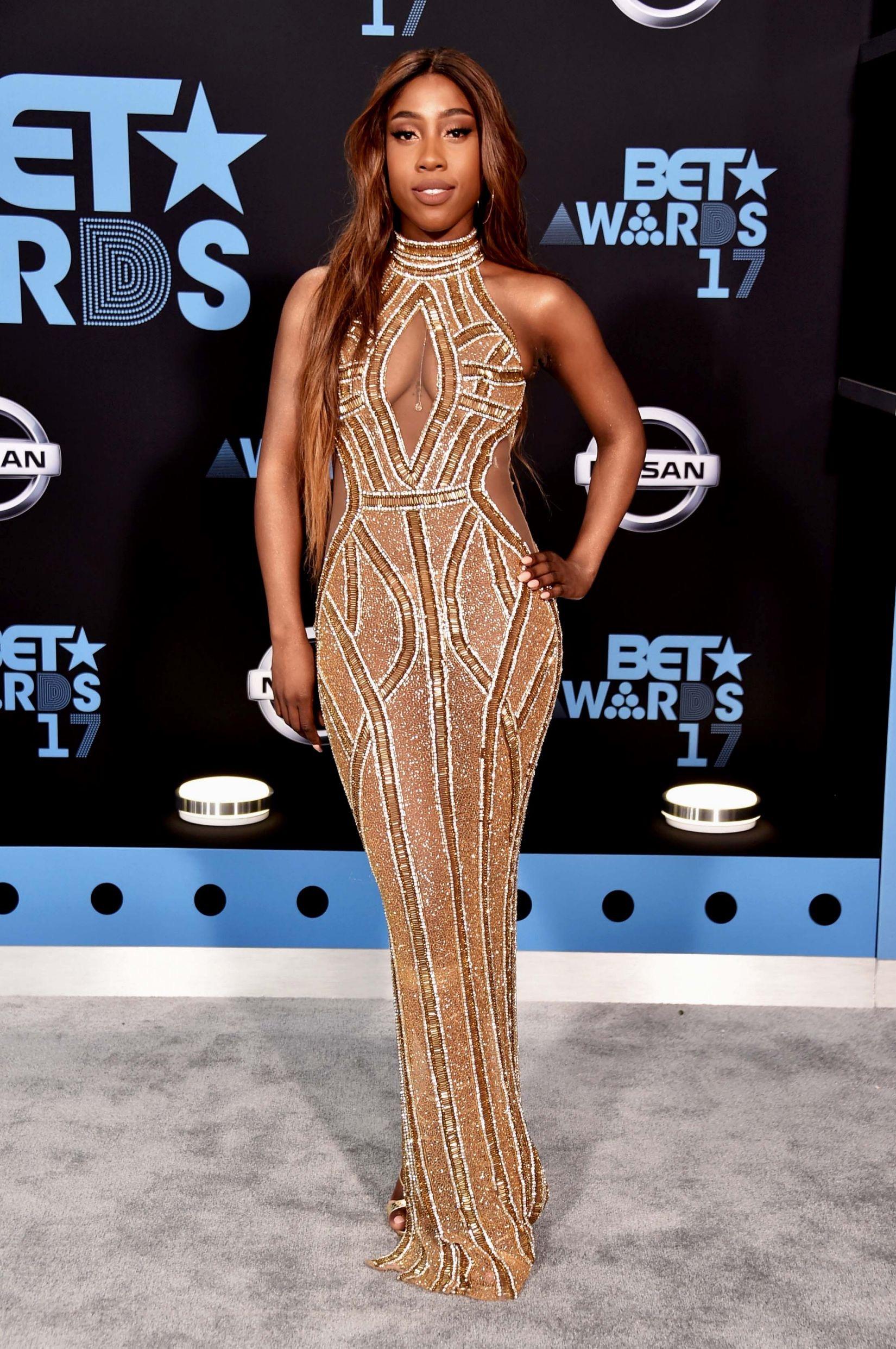 Fashion Break More 2017 Bet Awards Red Carpet Everyday